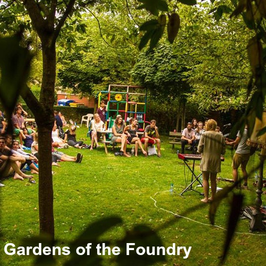Gardens of the foundry