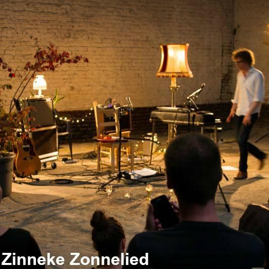 Zinneke Zonnelied